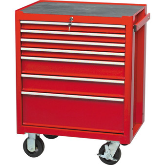 KennedyPro RED 7DRAWER PROFESSIONALROLLER CABINET