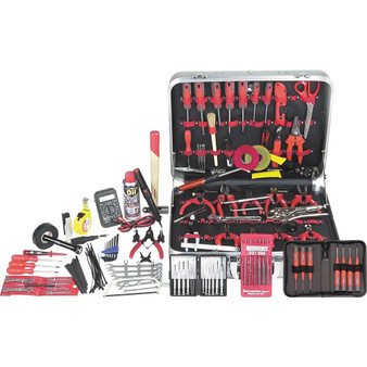 KennedyPro PROFESSIONAL DELUXE SERVICE TOOLKIT 122PCE