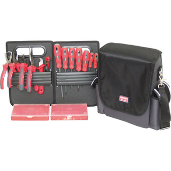 Kennedy ELECTRICIANS VDE TOOLKIT16PCE