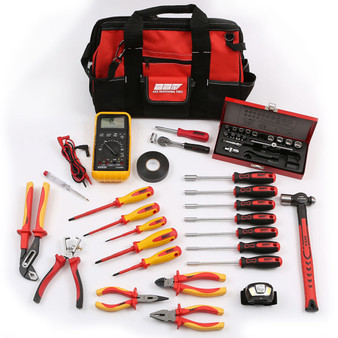 37 Piece Electrical Starter Kit