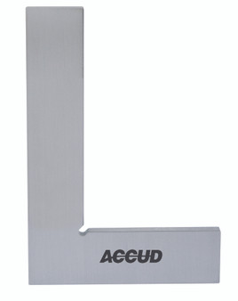 90 FLAT EDGE SQUARE DIN875 GRADE 0 100X70MM