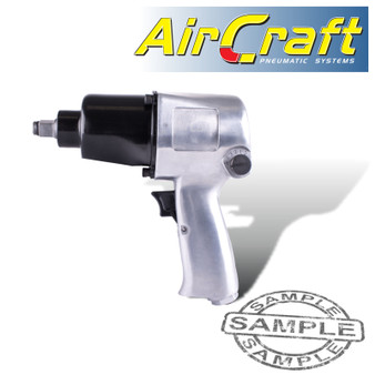 AIR IMPACT WRENCH 1/2' TWIN HAMMER