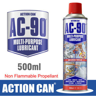 AC-90 CO2 500ML MULTI PURPOSE LUBE