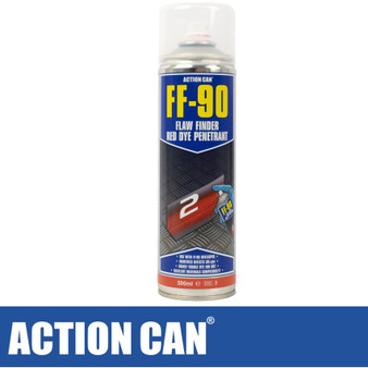 AC FF-90 RED DYE PENETRANT 500ML
