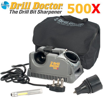 DRILL DOCTOR SHARPENER 2.5-13MM W/GRIND ATT