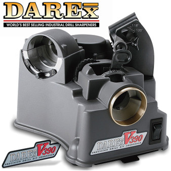 DRILL BIT SHARPENER 3-19MM INDUSTRIAL PRECISION DAREX