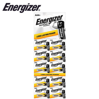 ENERGIZER POWER AAA - 12 PACK STRIP