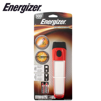 ENERGIZER FUSION SPOT AND WORK LIGHT 300 LUM