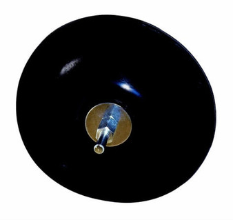 BACKING PAD RUBBER 125 X 6MM