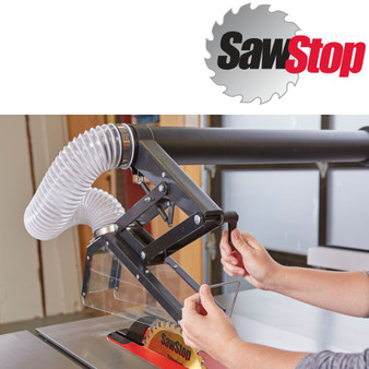 SAWSTOP FLOAT DUST COLLECTION GUARD ASS.