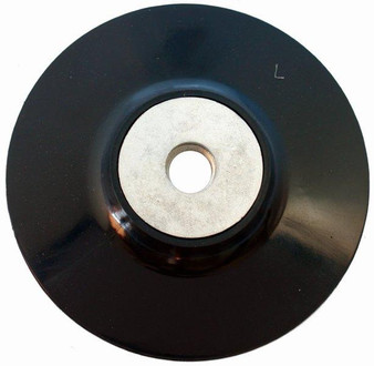 ANGLE GRINDER PAD PRO SOFT FOR 115 X 22MM DISCS M14 X 2 THREAD