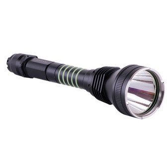 TORCH LED ALUM. 700LM BLK USE 4 X CR123A OR 2 X 18650 BATTERIES FLASH