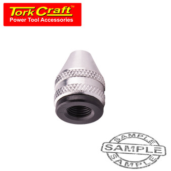 DRILL CHUCK 0-3.2MM FOR TCMT001