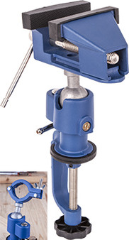VICE 78 X 50MM AND DRILL CLAMP KIT