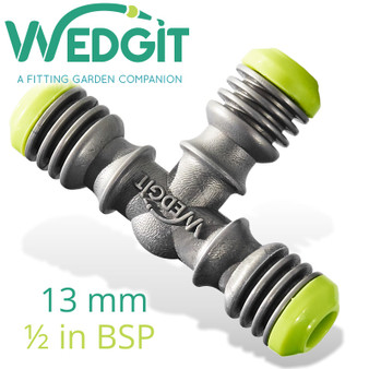 CONNECTOR 3-WAY WEDGIT
