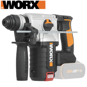 ROT. HAM 20V 24MM  2.2J  5000BPM  1200RPM  TOOL ONLY WORX