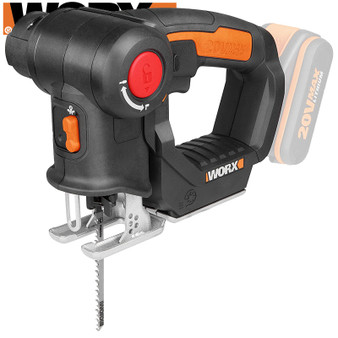 AXIS MULTI  PURPOSE SAW 20V PENDULUM 3000 SPM TOOL ONLY WORX