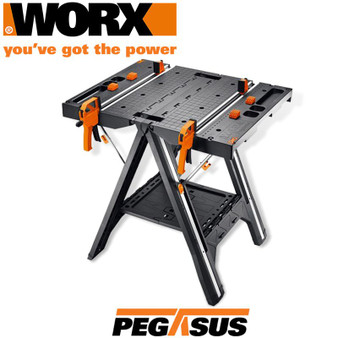 WORX MULTIFUNCTION WORK TABLE PEGASUS