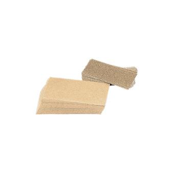 1/2 SHEET SANDING SHEETS GRIT P50 COARSE