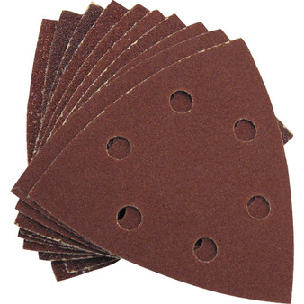10 PIECE DELTA SANDING SHEET PACK