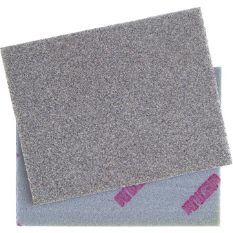 SANDING PADS 110 x 140 x 5mm SINGLE-SIDED SILICON CARBIDE FINE