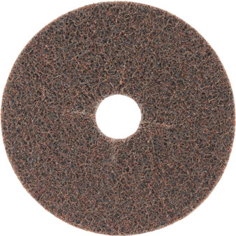 115 x 22mm COARSE FIBRE-BACKED SURFACE CONDITIONING DISC