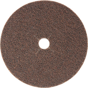 178 x 22mm COARSE FIBRE-BACKED SURFACE CONDITIONING DISC