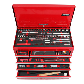 182 Piece Metric 6 Drawer Top Chest Toolkit