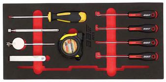 9 Piece Modular Set - Inspection & Hook n Pick Set