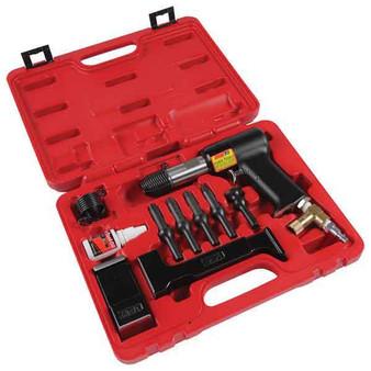 13 Piece Rivet Gun Kit 3X Gun