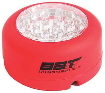 24 LED Light Round with Swivel Hook