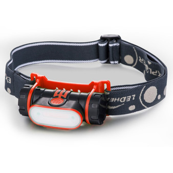 Rechargeable Head Light 150 Lumens