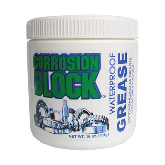 Corrosion Block Grease Tub 454gr