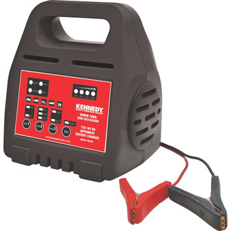 Kennedy 12V6V 8A INTELLIGENT AUTOMATIC BATTERY CHARGER