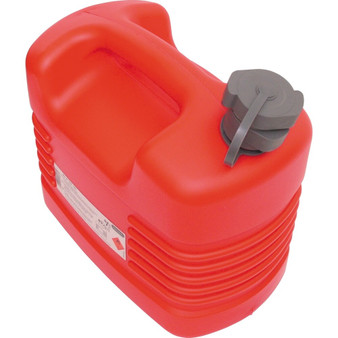 Kennedy 10LTR PLASTIC JERRY CAN WITH INTERNAL SPOUT