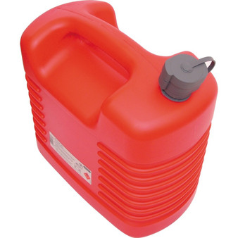 Kennedy 20LTR PLASTIC JERRY CAN WITH INTERNAL SPOUT
