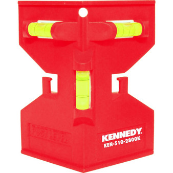 Kennedy SMALL POST LEVEL  MAGNETIC 80x123mm