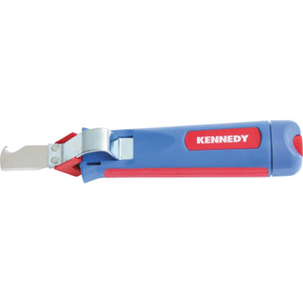 Kennedy 428mm CABLE STRIPPER CW HOOKED KNIFE