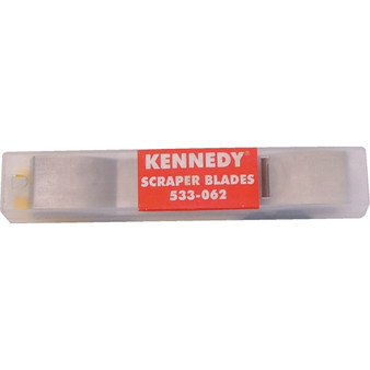 Kennedy 100mm SCRAPER BLADES PK10