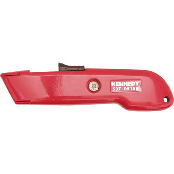 Kennedy AUTO RETURN TRIMMING KNIFE