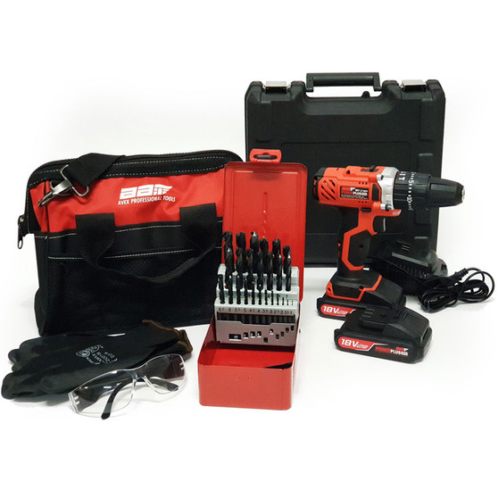 Drill Kit and Bag Special