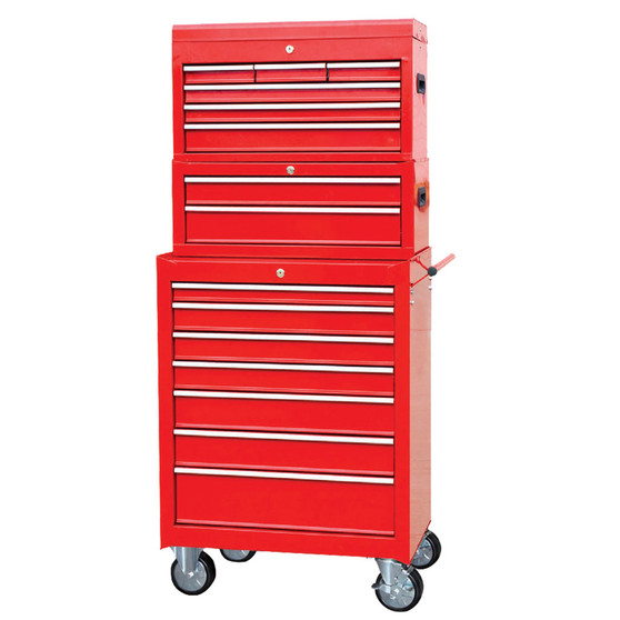 Stack Combination toolbox set 3 PCE