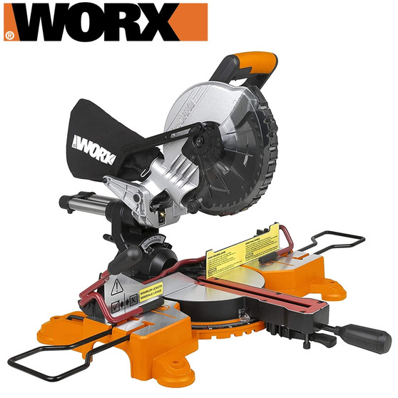SLIDING MITRE SAW 20V 216MM TOOL ONLY WORX