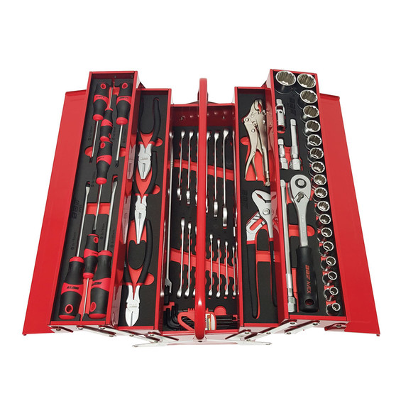 62 Piece Metric Cantilever Toolkit