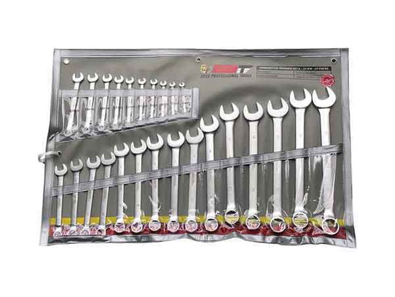 25 Piece Combination Spanner Set 6 - 32mm