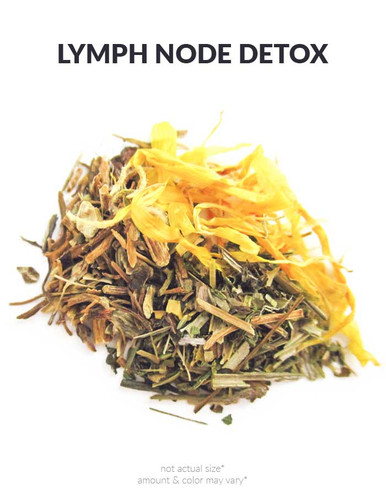 lymphatic cleanse tea)