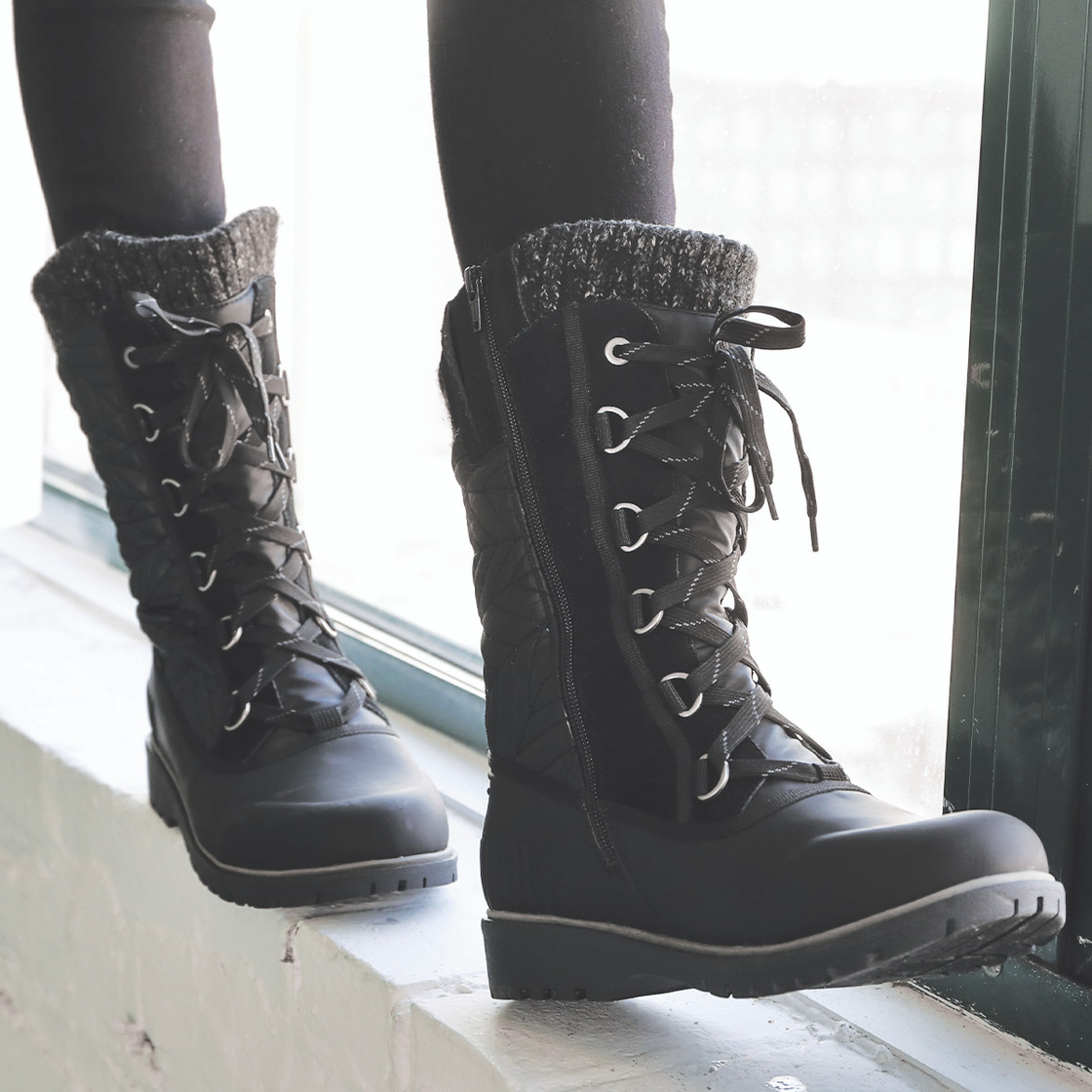 Our Best Boots for Harsh Winter Weather