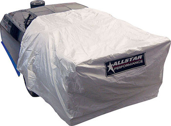 ALLSTAR PERFORMANCE ALL23304 Back Half Dirt Cover  Performance Oil Shop