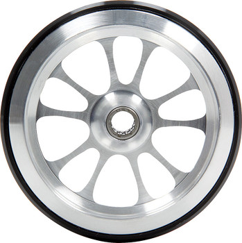 ALLSTAR PERFORMANCE ALL60515 Wheelie Bar Wheel 10 Spoke with Bearing Performance Oil Shop