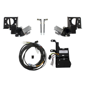 DETROIT SPEED ENGINEERING DSE122009 C3 Electric Headlight Door Kit 68-78 Corvette Performance Oil Shop